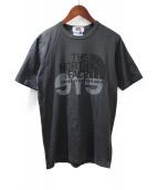 eYe COMME des GARCONS JUNYAWATANABE MAN(アイコムデギャルソンジュンヤワタナベマン)の古着「プリントTシャツ」|グレー
