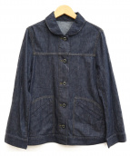 McGREGOR(マクレガー)の古着「デニムカバーオールジャケット」|インディゴ