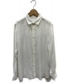 Deuxieme Classe(ドゥーズィエムクラス)の古着「LINENウォッシュシャツ」|ホワイト