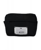 Y-3(ワイスリー)の古着「Multi Pocket Bag」|ブラック