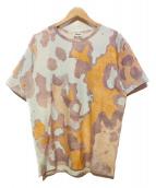 ACNE STUDIOS(アクネステュディオズ)の古着「ボンディングTシャツ」|スカイブルー
