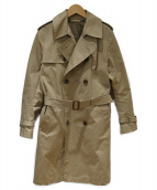 LE GLAZIK(ル・グラジック)の古着「トレンチコート」|ベージュ