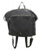 SAZABY(サザビ)の古着「2WAYバッグ」|ブラック