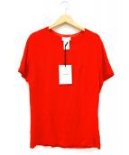 LEMAIRE(ルメール)の古着「ソフトニットTシャツ」|オレンジ