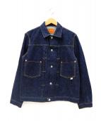 PHIGVEL(フィグベル)の古着「デニムジャケット」