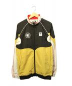 ADIDAS SKATEBOARDING(アディダス スケートボーディング)の古着「Evisen Top Jacket/ジャケット」|ホワイト×ベージュ