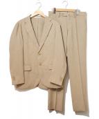 MACKINTOSH PHILOSPHY(マッキントッシュ フィロソフィー)の古着「トロッター2Bスーツ」|ベージュ