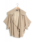 Y's(ワイズ)の古着「プルオーバージャケット」|ベージュ
