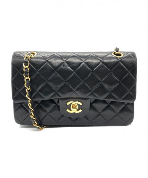 CHANEL(シャネル)CHANEL (シャネル) マトラッセ ブラック サイズ:23 マトラッセ23の古着・服飾アイテム