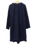 YOKO CHAN(ヨーコチャン)の古着「ワンピース」|ネイビー