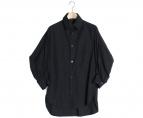 Y's(ワイズ)の古着「シャツ」|ブラック
