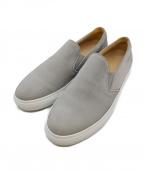 Pantofola dOro(パントフォラドーロ)の古着「スリッポン」|グレー