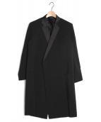 CELINE(セリーヌ)の古着「クロンビーコート」 ブラック