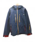 TREW(トゥルー)の古着「ナイロンジャケット」|ネイビー