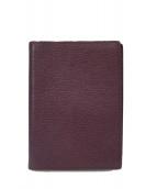 HERMES(エルメス)の古着「手帳カバー」|パープル