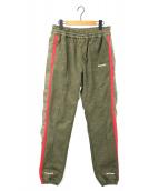 READYMADE(レディメイド)の古着「Field Track Pants」 オリーブ