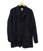 Engineered Garments(エンジニアードガーメン)の古着「ショップコート」|ブラック