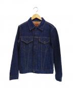 TCB jeans(ティーシービー ジーンズ)の古着「デニムジャケット」|インディゴ