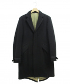 NEXUSVII(ネクサスセブン)の古着「M-17 CHESTERFIELD COAT」|ブラック