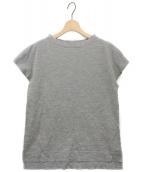 45R(フォーティファイブアール)の古着「ラミーカノコロングTシャツ」|グレー