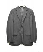 GUCCI(グッチ)の古着「2Bストライプスーツ」 グレー