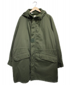 french army(フレンチアーミー)の古着「M64モッズコート」|カーキ