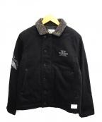 CRIMIE(クライミー)の古着「デッキジャケット」 ブラック