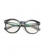 EFFECTOR(エフェクタ)の古着「伊達眼鏡」 ブラック
