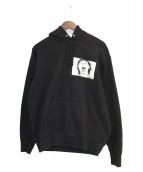 Supreme × AKIRA(シュプリーム×アキラ)の古着「17AW Patches Hooded Sweatshirt」|ブラック