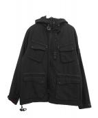 BRIEFING(ブリーフィング)の古着「マウンテンパーカー」|ブラック