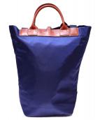 Felisi(フェリージ)の古着「2WAYバッグ」 ロイヤルブルー