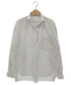 TICCA(ティッカ)の古着「プルオーバーシャツ」|グレー