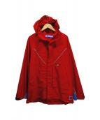 INTERBREED(インターブリード)の古着「3M Lined Tech Jacket」|レッド