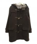 LONDON Tradition(ロンドントラディション)の古着「ダッフルコート」|ブラウン