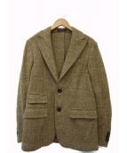 THE GIGI(ザ・ジジ)の古着「テーラードジャケット」|ベージュ