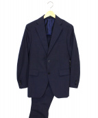 TAGLIATORE(タリアトーレ)の古着「2Bスーツ」 ネイビー