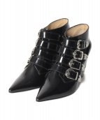 TOGA PULLA(トーガ プルラ)の古着「ショートブーツ」|ブラック