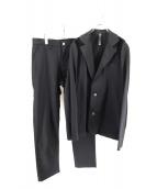 MAGINE(マージン)の古着「セットアップスーツ」 ブラック