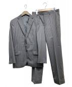 green label relaxing(グリーンレーベルリラクシング)の古着「2Bスーツ」|グレー