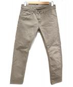 REIGN(レイン)の古着「ストレートパンツ」|グレー