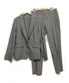 UNTITLED(アンタイトル)の古着「ドレッサーリオペルライトクロスセットアップ」|グレー