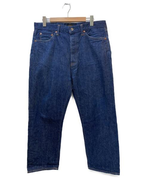 chimala(チマラ)chimala (チマラ) セルビッチデニムパンツ インディゴ サイズ:30 SELVEDGE DENIM WIDE TAPERD CUTの古着・服飾アイテム