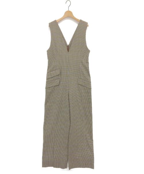 SAYAKA DAVIS(サヤカ デイビス)SAYAKA DAVIS (サヤカ デイビス) ジャンプスーツ サイズ:4 未使用品の古着・服飾アイテム