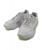"adidas(アディダス)の古着「FALCON""emmi exclusive model""」|ホワイト"