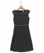 TOCCA(トッカ)の古着「MALUSドレス」|ブラック