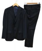 UNIVERSAL LANGUAGE(ユニバーサルランゲージ)の古着「セットアップスーツ」|ブラック