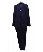 JOHN LAWRENCE SULLIVAN(ジョンローレンスサリバン)の古着「セットアップスーツ」|ネイビー