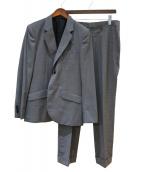 agnes b homme(アニエスベーオム)の古着「2Bスーツ」|グレー