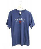 Noah(ノア)の古着「NYC Core Logo Tee」|ネイビー