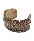 インディアンジュエリー(インディアンジュエリー)の古着「フェザーバングル」